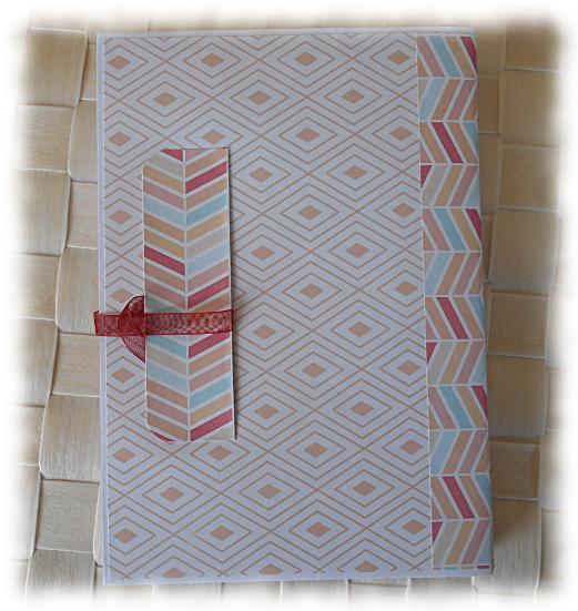 """Carnet, album, recueil de poèmes fleurs d'été """"Happy Mother's day"""" multicolore bleu rose en papier carton"""
