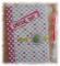 "Journal intime ou Calepin album ou carnet papiers assortis ""Special Day"" rose vert multicolore"