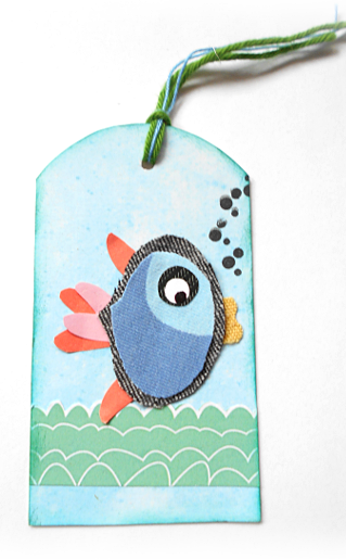 Marque-pages des animaux rigolos pour enfants en tissu jean et acrylique multicolore pour aimer lire !