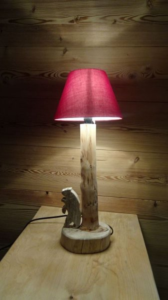 "Lampe ""ours"""