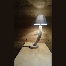"Lampe courbe ""sitelle"""