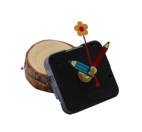 "Horloge ""nounours et sucrerie"" mdf enfant"