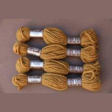 Echevette 8m  7496, ton marron clair, 100% pure laine Colbert DMC