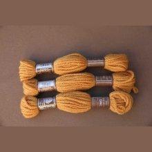 Echevette 8m  7846, ton brun, 100% pure laine Colbert DMC