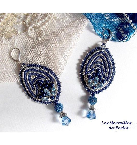 BO Marine Blue une touche de bleu et de blanc