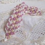 Bracelet en perles Détente très fine perles