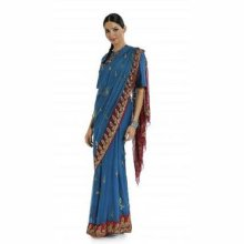 Patron robe indienne burda